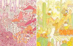 Illustration Friday :: Editorial Submission - Artist Yuko Furusho
