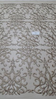 Gold embroidered lace fabric, French Lace, Embroidered lace Wedding Lace, Lace to love Evening dress lace Lingerie Lace Alencon Lace Silk Satin Fabric, Embroidered Lace Fabric, Gold Embroidery, Tulle Fabric, Lace Evening Dresses, African Lace, Lace Weddings, French Lace, Fabric Sofa