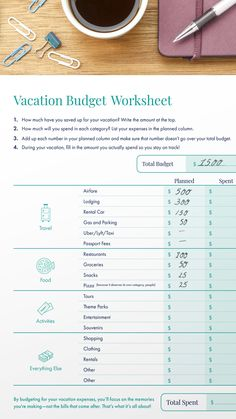 Whether you're going overseas for your honeymoon or just a couple states over for a family reunion, let's talk about how you can travel cheaper. Family Goals, Family Life, Budget Planning Worksheet, Life On A Budget, Financial Peace, Save Your Money, Family Quotes, Budgeting, Travel Tips