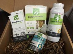 Natural pet products ship green