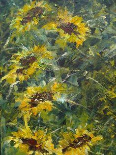 Artwork >> Arturo Arboleda Restrepo >> sunflower  #artwork, #oil, #painting, #masterpiece, #contemporary, #beauty, #extraordinary