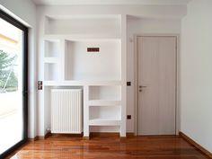 Ανακαίνιση σπιτιού στα Βριλήσσια   Home Done Tall Cabinet Storage, Furniture, Home Decor, Decoration Home, Room Decor, Home Furnishings, Home Interior Design, Home Decoration, Interior Design