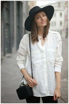 32f51d832a 23 Best White blouses images
