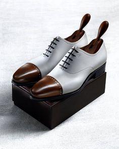 cfde12ead16e Like having your own Florentine shoe workshop. The new Ferragamo Tramezza  Made to Order service