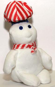 Pillsbury Dough Boy Plush