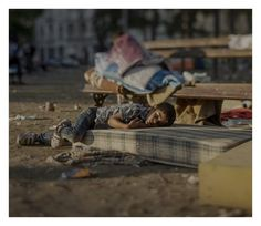 'Where The Children Sleep' By Magnus Wennman Shows The Real Victims Of The Syrian Civil War