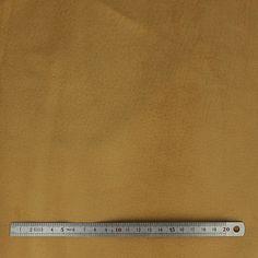 1 peau porc velours - BEIGE MIEL - ep= 0,7 mm - 1' choix