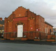 The old Salvation Army chapel in Fountain Street Fenton, Stoke-on-Trent. By Sue Sheldon