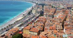 La vie en rose la Nisa, pe Coasta de Azur
