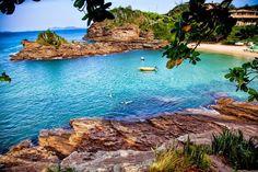 Azedinha,ma plage préférée à Buzios au Brésil