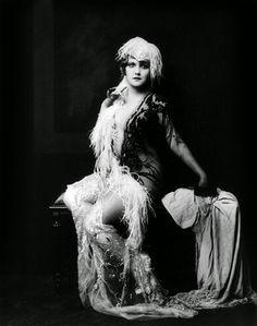 Ziegfeld Follies Showgirls from the 1920s by Alfred Cheney Johnston.