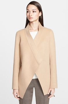 St. John Collection Double Face Jacket available at #Nordstrom