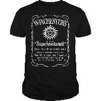 Supernatural - Winchester T-shirt