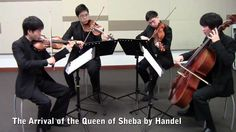 The Arrival Of Queen Sheba Singapore String Quartet Another Favorite For