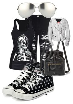 """""""Bez naslova #403"""" by dinka1-749 ❤ liked on Polyvore featuring Glamorous, yeswalker, FOSSIL, Barbara Bui and Linda Farrow"""