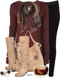 """""""Comfy Cozy 55"""" by angkclaxton ❤ liked on Polyvore"""