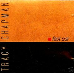 Fast Car (CD single), US edition by #tracychapman (1988)