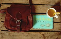 "Echtleder Gusti Leder Handtasche ""Romy"" Vintage-Style M23 IMG_9712"