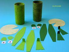 gurigami: Újrahasznosítás egy kis gurigamival fűszerezve 4.