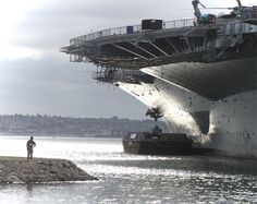 USS Midway is San Diego