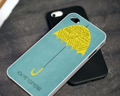 How I Met Your Mother Quotes iPhone 4 4S iPhone 5 5S 5C by JKT48s, $11.99