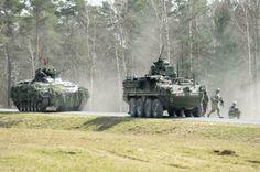 German Army and U.S. Army German Army, Apc, Military Vehicles, Army Vehicles