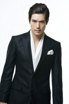 Ricky Lee Neely (Ricky Kim) half America half korea. Handsome..