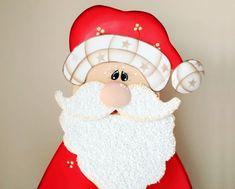 Arquivo para Papai Noel • Drika Artesanato - O seu Blog de Artesanato!