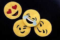 Embroidered Emoji Ornament Free Download