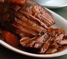 Slow Cooker Pot Roast - Powered by @ultimaterecipe