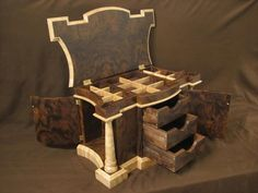 """""""Traditional Style Jewelry Boxes"""""""