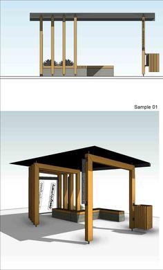 Interactive Architecture, Bus Stop Design, Shelter Design, Garden Park, Exhibition Display, Modern Architecture House, Bus Station, Urban Furniture, Display Design