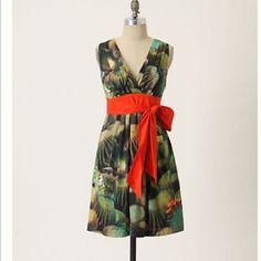 eee3109399a We Love Vera Stamp Art Dress Eva Franco Oroya Dress Fleur Wood Blazing Rays  Dress Sine Sand-Skimmer Dress Marimekko Rustling Treetops Dress Maeve  Things and ...