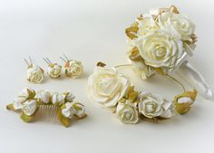 Just in #flowersparadisestore! #Accessories for hair and #bunch for every bride! Link in bio!  #dogwedding #dogweddingcollar #roses #hairpin  #style  #model #modeling #love #photo #shoot  #fiance #etsy #etsylove #etsyfinds #etsyseller #etsystore #etsyshop #store #shop #dog #flowersparadise #flowersparadiseshop #handmade #follow  #family #thebestday