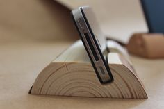 telefon tutucu detay(ham)/ detail of cellphone stand (uncoated)