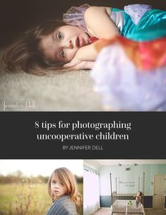 8 tips for photographing uncooperative children