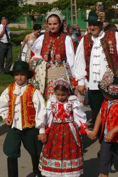 Folk Costume, Costumes, Art Populaire, Hungarian Embroidery, Folk Dance, Hungary, Croatia, Embroidery Patterns, Marie