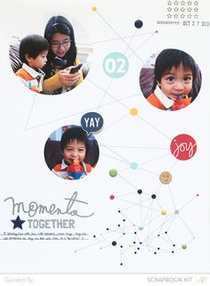 Moments Together by qingmei at @Studio_Calico