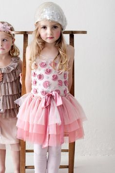 Tutus, an old-time favorite ... from Tutu du Monde I want to move to the city so I can dress my kids like this!! :)