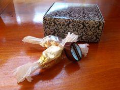 Zselés, rumos-csokis és kókuszos szaloncukor