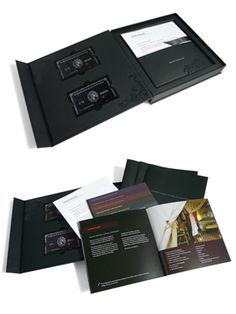 Each pack comprised an outer mailer, a presentation box or folder, an introductory letter, enrolment forms, benefits and terms & conditions brochures. The new design's aesthetic appeal was achieved through the mix of ten varying tactile stocks and materials with foil blocking and a neat invisible magnetic fastening.