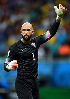 Tim Howard, American Hero The U.S. bows out of the World Cup, but America gains a new hero