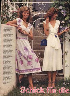 1980 White Dress