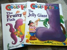 #win 2 Signed copy's of The Cuddle Pirate Books in this #giveaway #competition #win