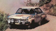 1975 Walter Rohrl - Opel Ascona A