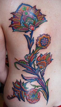 » Barbara Swingaling Tattoo Gallery   Classic Ink & Mods Tattoo Amsterdam  Color