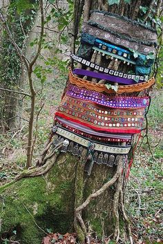 This just in, a random new stile for trees is going into stile! Tree bras lets!