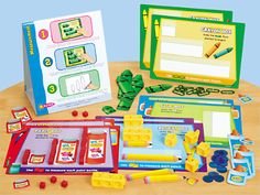 Early Math Instant Learning Centers - Complete Set at Lakeshore Learning