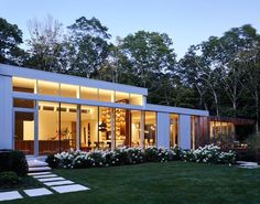 Old Orchard | Blaze Makoid Architecture; Photo: Joshua McHugh | Archinect