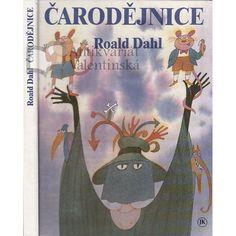 čarodějnice dahl - Hledat Googlem Roald Dahl, Cover, Books, Art, Art Background, Libros, Book, Kunst, Performing Arts